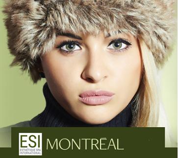 Montreal Esthétique SPA International (ESI), Montreal, CANADA