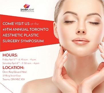 49th Annual Toronto Aesthetic Plastic Surgery Symposium