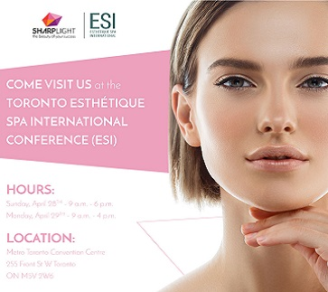 Toronto Esthétique Spa International Conference