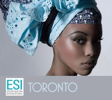 Toronto Esthétique SPA International (ESI), TORONTO  – CANADA